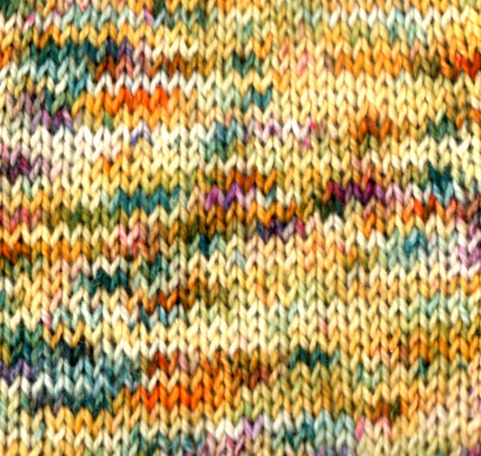 Autumn Meadow swatch